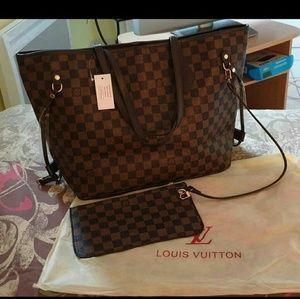 Shoulder bag size MM Louis, Vuitton 😍😊😋😋😋😎